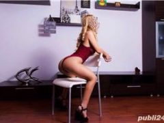 Sex in Bucuresti: Blonda sexi , 100 *** 200 ora