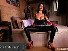Sex in Bucuresti: Mistress Antonella